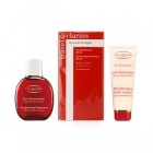 Clarins 100ml Dynamisante Spray/100ml Body Lotion