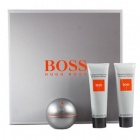 Boss In Motion 40ml EDT/ 2 x 50ml Shower Gel