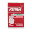 Rennie Sugar Free 24 Tablets