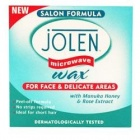 Jolen Microwave Wax For Face and Delicate Area's 100g
