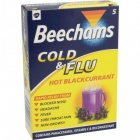 Cold & Flu Hot Blackcurrant 5's Sachets