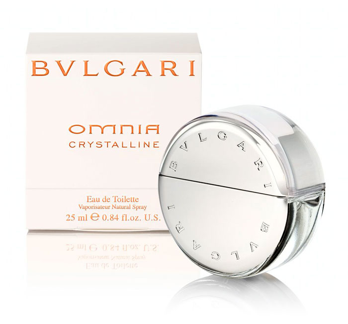bvlgari omnia crystalline 25ml edt bvlc04. Black Bedroom Furniture Sets. Home Design Ideas