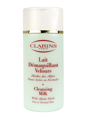 Cleansing Milk with Alpine Herbs Moringa by Clarins #4